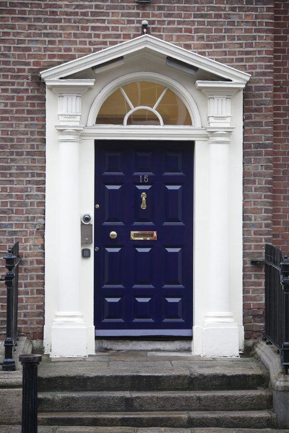Georgian Door, Dublin, Ireland