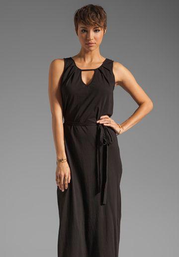 La made tank maxi dress