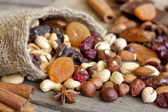 Plantas e frutas que curam - Frutos secos