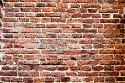 Faux Brick Wall Easy Perfect Home Pinterest
