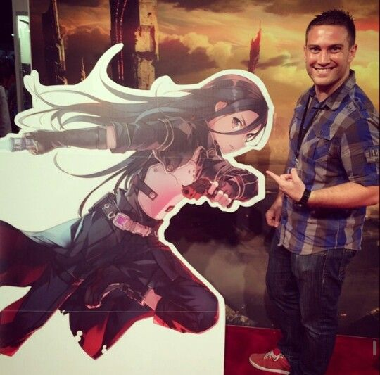 bryce papenbrook behind the voice actors