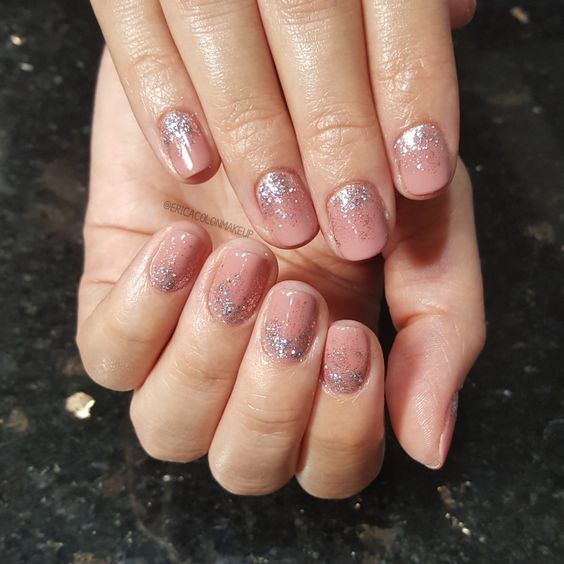"Gelish Gel Polishes ""She's My Beauty"" & ""June Bride"""