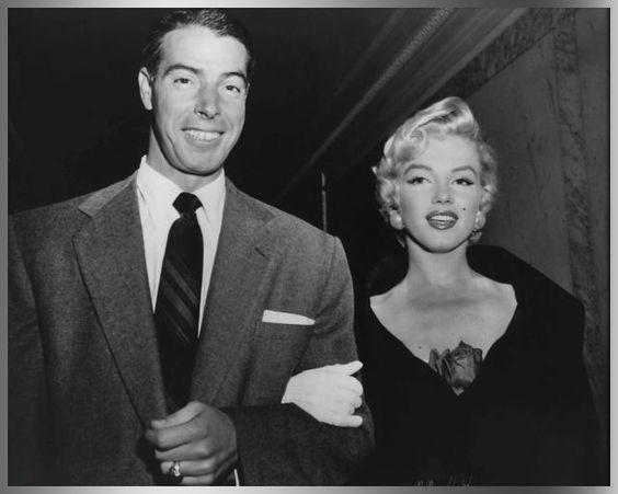 Второй муж, Джо Ди Маджио любил Мэрилин до конца жизни, и только он пришёл на похороны изо всех её возлюбленных.