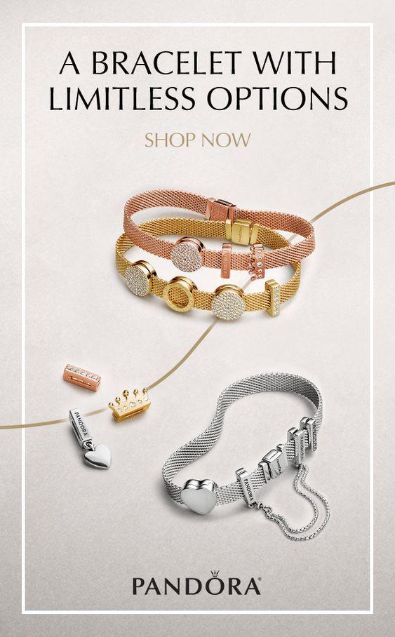 bracelet pandora femme avec charms