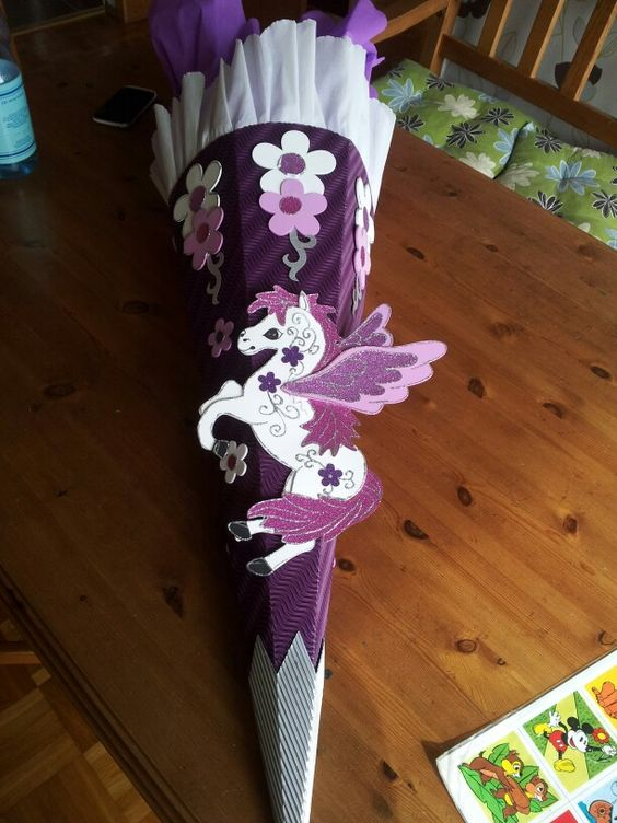 Schultüte für meine Nichte