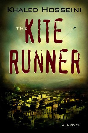 2005: The Kite Runner, by Khaled Hosseini
