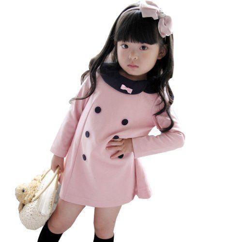 Little Hand Kids Toddlers Girls Shirts Pink Princess Dress Size 3 ...