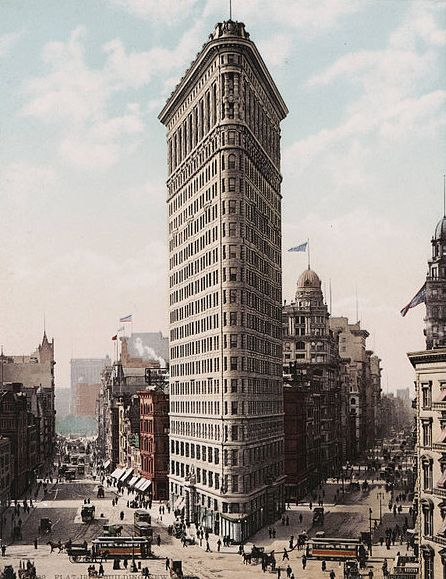 Flatiron Building Skyscrapers And Building On Pinterest