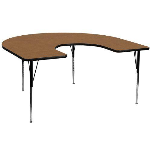 Flash Furniture XU-A6066-HRSE-OAK-T-A... $169.20 #topseller