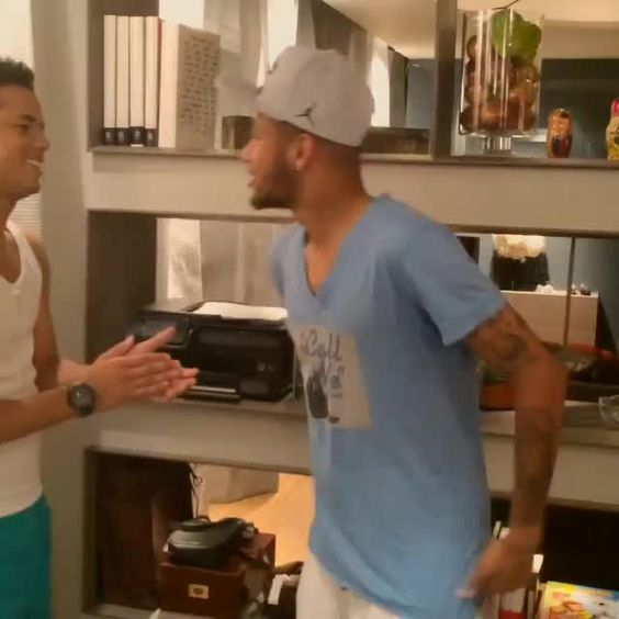 Neymar & Friends Video posted by @davidbrazil24 via instagram (05.10.2014)