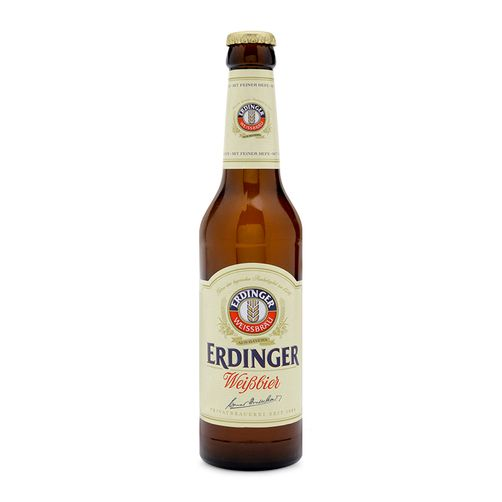 Bia Erdinger Weibbier 5.3% - Chai 330ml
