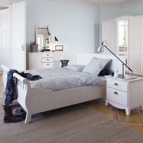 Bett Bianca · Pfister Schlafzimmer, Bedroom Sleep tight - schlafzimmer set günstig