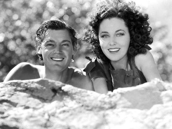 Maureen O'Sullivan here in TARZAN ESCAPES ('36)