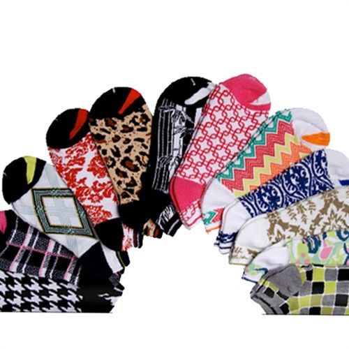 Glove It Golf Socks 3 for $18 | Golf4Her  A fine selection to go with her every outfit.
