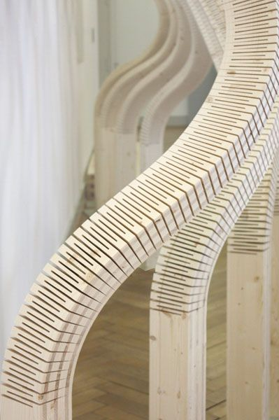 Here's more of the bent wood that I'd love to incorporate in small doses for our shade structure.