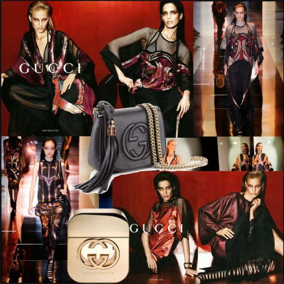 """""""GUCCI Spring 2014 Ad-Campaign"""" by andreajanke on Polyvore #Gucci #Fashion"""