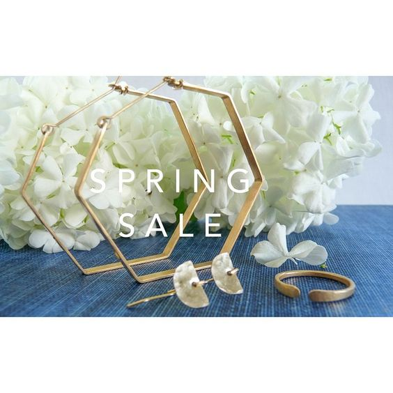 Happy May Day! Spring sale is happening! 15% off all orders May 1-8! Use coupon code SPRINGTIME at checkout www.newrefinedbasics.com✨✨