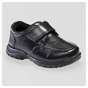 Toddler Boy's Cherokee® Dudley Loafers - Black : Target
