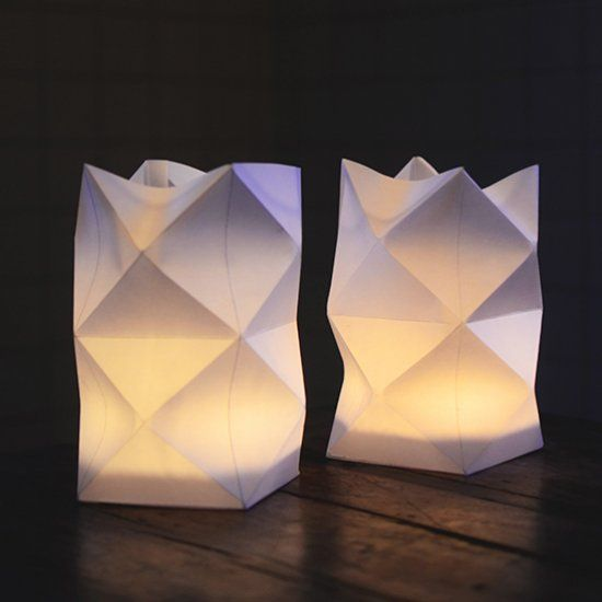 Make your own waldorf paper lantern tutorial with for Diy paper lanterns