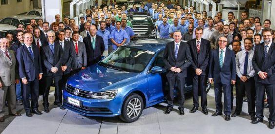 Canadauence TV: Vokswagen Jetta  Comfortline agora é fabricado no ...