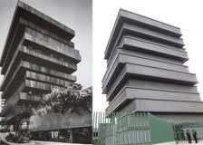 edificio palmas by juan sordo madaleno. Mexico, 1975