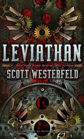 Leviathan by Scott Westerfield is a fabulous steampunk alt history adventure. Check out the audio book read by Alan Cummings. His accents bring the characters to life and make the book even more fun. I hope there's a (good) movie adaptation! I'm going to listen to the next two books this summer.