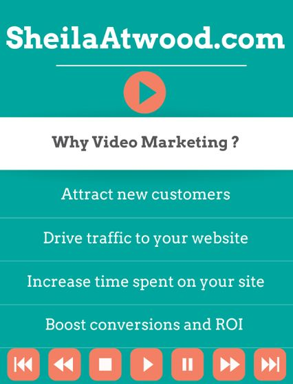 Video Marketing for Small Business - Why Video Marketing? #Business Video