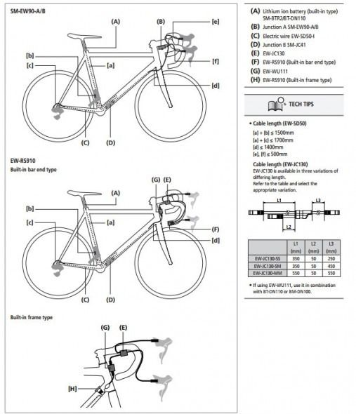 Shimano Di2 Wiring Diagram Diagram Wire Shimano