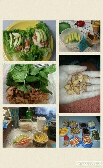 My Challenge foods
