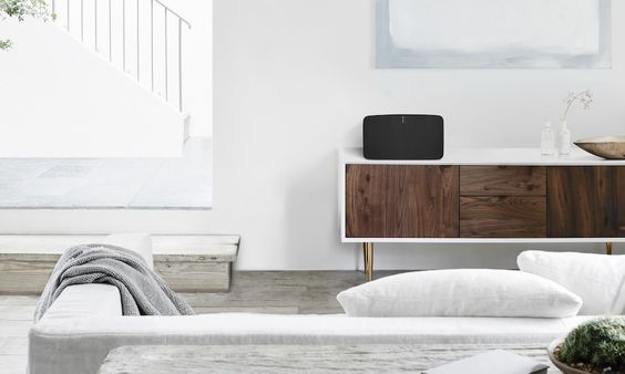 Sonos Play:5 in Living Room