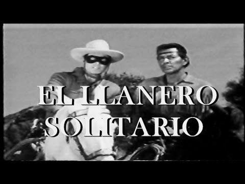 El Llanero Solitario - Serie de Tv ( Doblaje Latinoamericano )