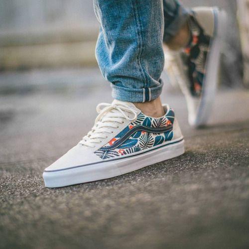 Vans Old Skool Tropic Havana 2017 By Timmysmalls On Sale Mens Vans Shoes Sneakers Men Fashion Sneakers Fashion