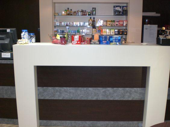 Retail Counter for Loco Espresso