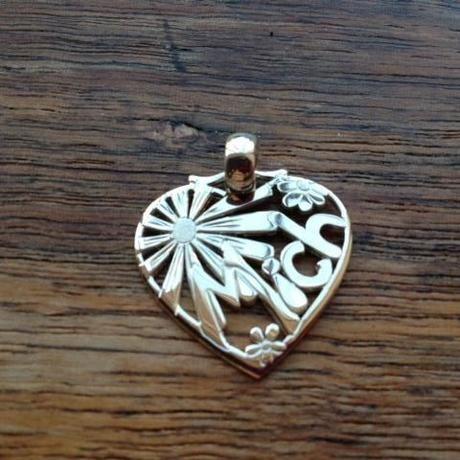 The Tribute Heart - Dee Designs Jewelry