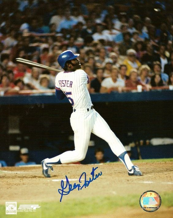 AAA Sports Memorabilia LLC - George Foster New York Mets MLB Hand Signed 8x10 Photograph, $90.00 (http://www.aaasportsmemorabilia.com/mlb/george-foster-new-york-mets-mlb-hand-signed-8x10-photograph/)