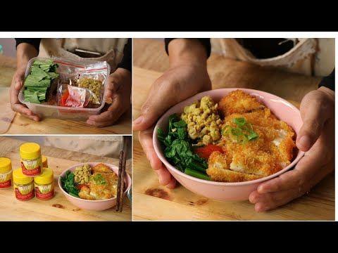 Menu Baru Langsung Laris Resep Mie Ayam Katsu Bisa Dijual Frozen Ide Jualan Online Makanan Youtube Food Food And Drink Frozen Food