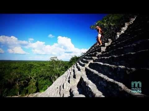 Calakmul in Campeche
