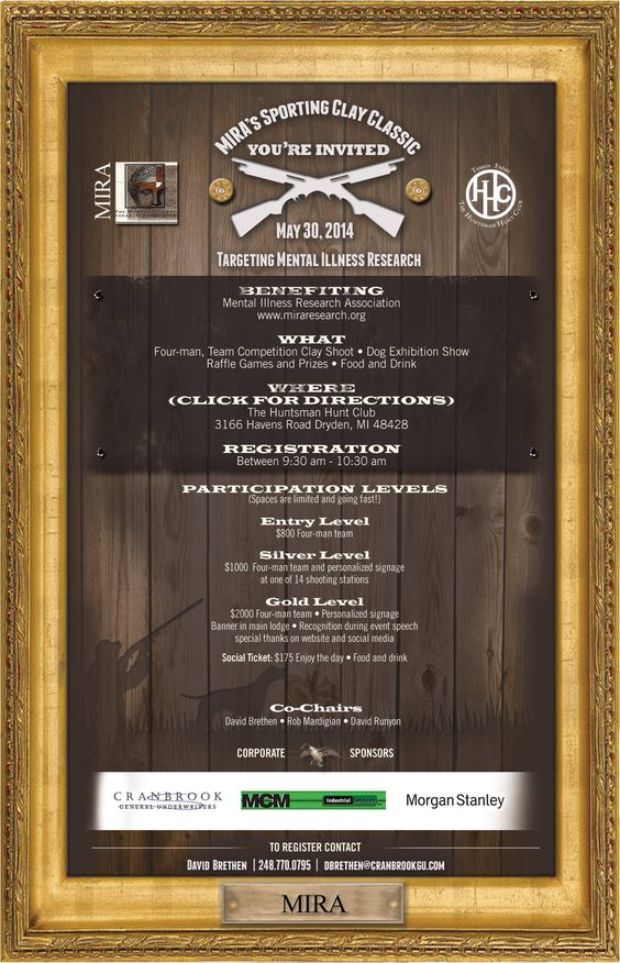 clay shooting invitation - Google Search | Sporting Clays ...