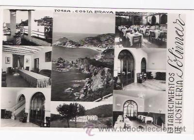 ESTABLECIMIENTO DE HOSTELERIA-SOLIMAR-TOSSA-COSTA BRAVA