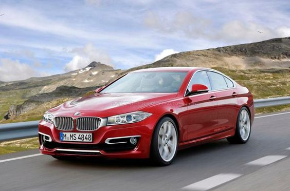 BMW 4 Series Gran Coupe coming next year - report ($47,175 USD / €37,300 Euro )