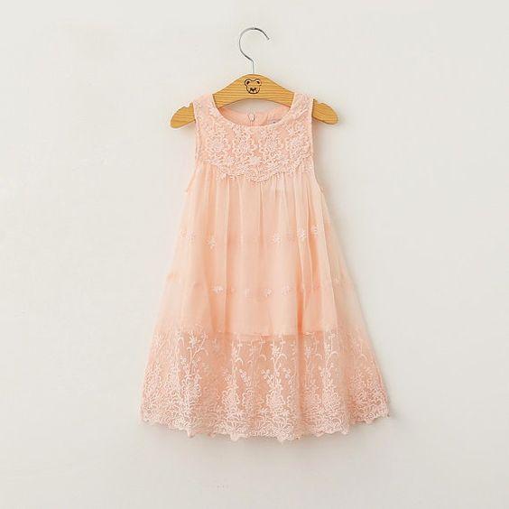 S l fashions lace dress 4t