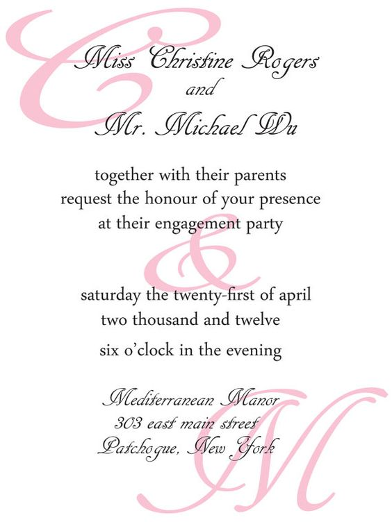 bb690ae3a3dc5f0f2139bcedf17fec16 engagement party invitation and response card set digital file,Invitation And Response Card Set
