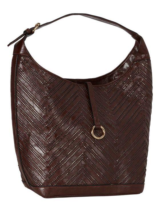 Tasche aus hochwertigem Lederimitat