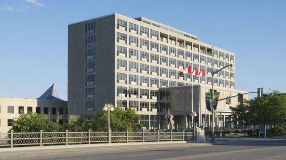 John G. Diefenbaker Building, Ottawa, Ontario