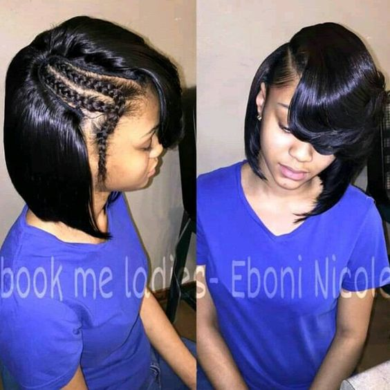 Hair Of The Day Sew In Hairstyles Hair Styles Hair