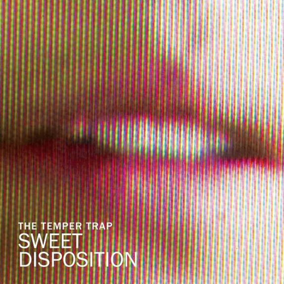 The Temper Trap – Sweet Disposition (single cover art)