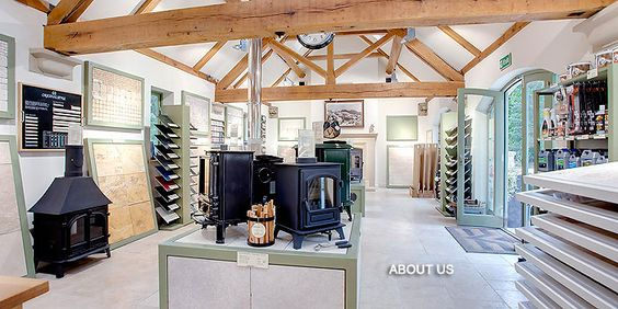 Natural Earth Products- hearths, fireplaces and Big Green Eggs!
