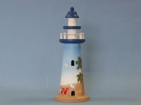 Wooden Palm Beach Lighthouse