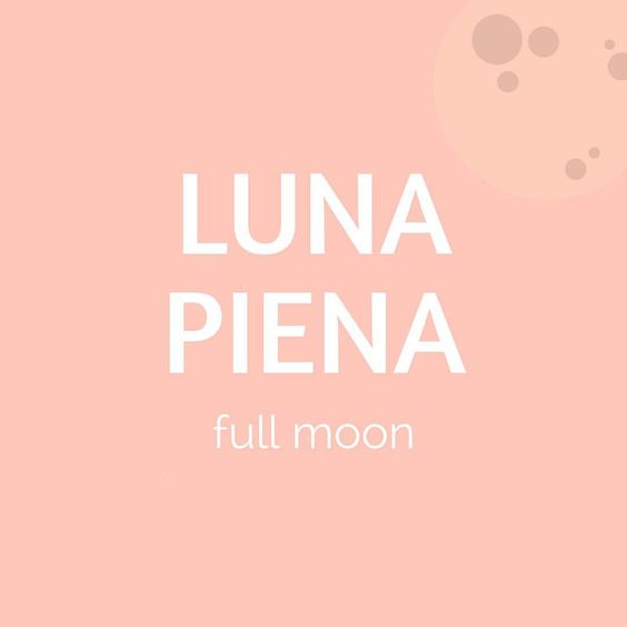 🌕Luna piena [nf] | Full moon 🌙Mezzaluna [nf] | Half moon 🌑Eclissi totale [nf] | Total eclipse • Do these words remind you of anything❔😉 #tbt #jaffacakes #italianlanguage #italianchitchat #learningitalian #iloveitaly #italianwords #polyglot #italianvocabulary