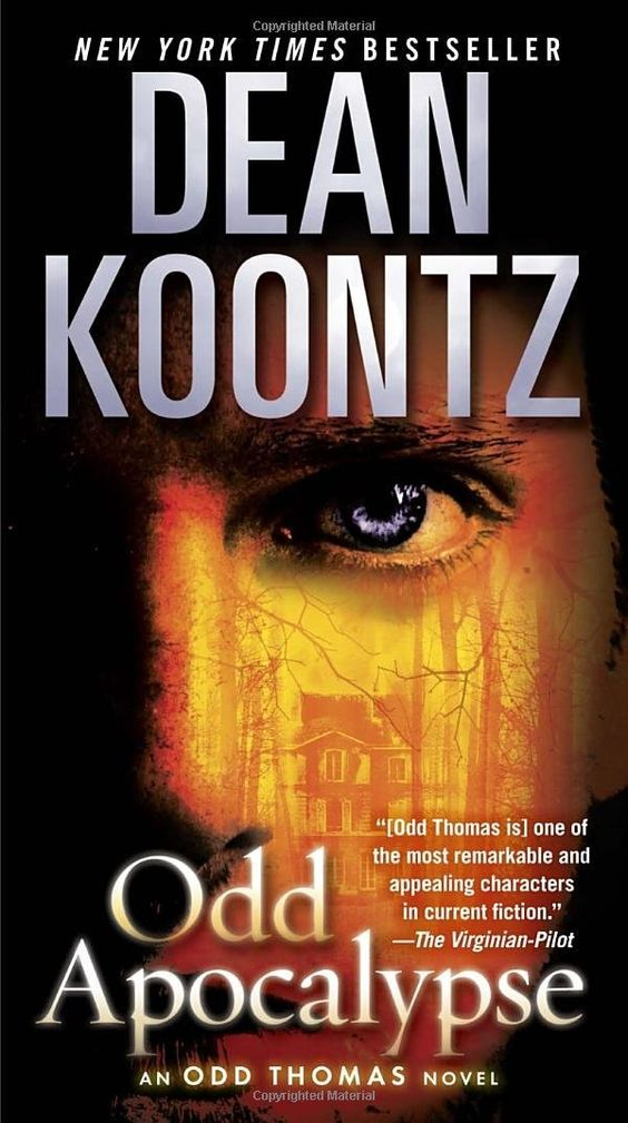 Odd Apocalypse: An Odd Thomas Novel: Dean Koontz: 9780553593099: Amazon.com: Books